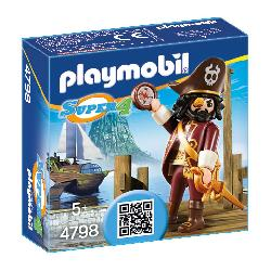 PLAYMOBIL SHARKBOARD