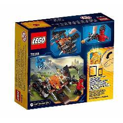 LEGO NEXO KNIGHTS-CATAPULTA LODO