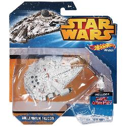 HOT  WHEELS-NAVES  STAR  WARS  SURT.