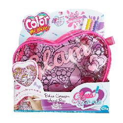 COLOR ME-GLOSS GLAM CORAZON