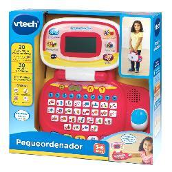 PEQUEORDENADOR ROSA -VTECH-