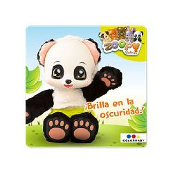 ZOOPY-PELUCHE  PANDA
