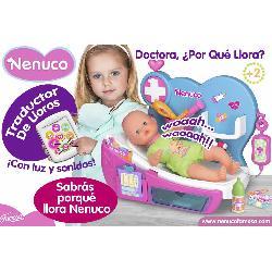 NENUCO DOCTORA PORQUE LLORA