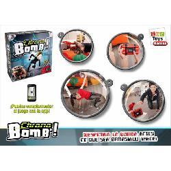 CHRONO BOMB JUEGO MESA -IMC-