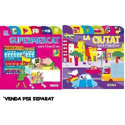 EL SUPERMERCAT/CIUTAT/MASIA/FLECA