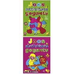 JOCS I ACTIVITATS GEGANTS 2TIT.