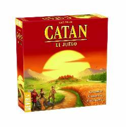 CATAN LOS COLONOS -DEVIR-