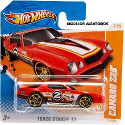 HOT  WHEELS-VEHICULOS  PEQ.(STD.72)