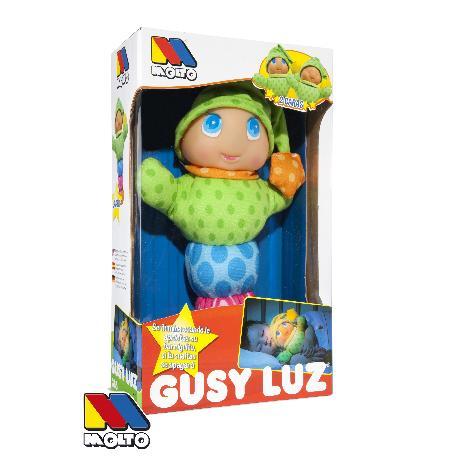 GUSY LUZ -MOLTO-