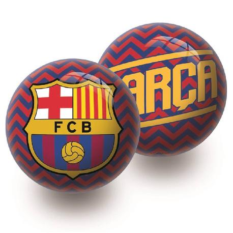 PELOTA PLAST. FC BARCELONA GDE.230MM
