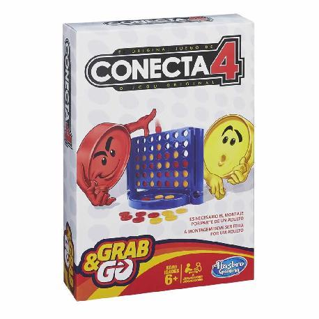 CONECTA 4 JUEGO VIAJE