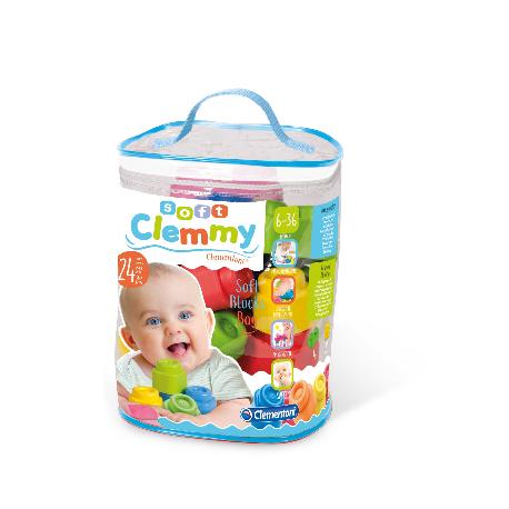 CLEMMY-BABY BOLSA 24 BLOQUES