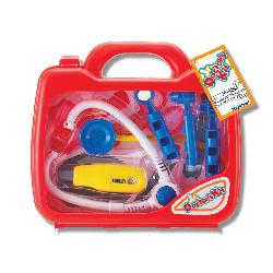 MALETIN  MEDICO  ROJO  JUNIOR  -KEEN-