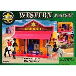 OESTE  SHERIFF  SET  -KAI-