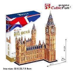 PUZZLE 3D BIG BEN 116PCS