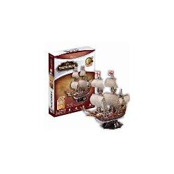 PUZZLE 3D BARCO MAYFLOWER 111PCS