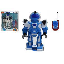 """ROBOT """"COOL"""" AZUL INFANTIL -LITIAN-"""
