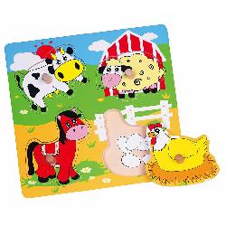 ENCAJABLES  4PCS  ANIMALES...