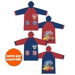 IMPERMEABLE CARS 3 MATE T4-6-8