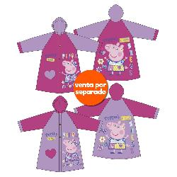 IMPERMEABLE PEPPA PIG BRILLO T2-4-6