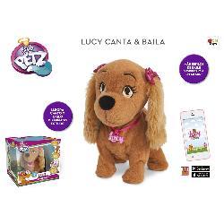 PETZ-LUCY CANTA Y BAILA