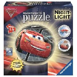 PUZZ 3D LAMAPARA CARS 3