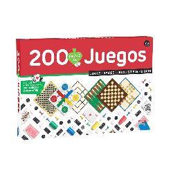 200 JUEGOS REUNIDOS -FALOMIR-