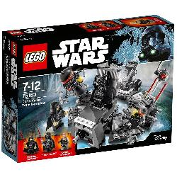 LEGO STARWARS-TRANSFORMACION DARTH VADER
