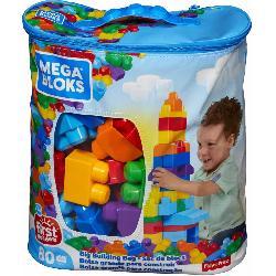 MEGA BLOKS-BOLSA 80PCS CLASICA