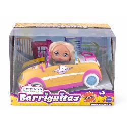 BARRIGUITAS COCHE DEPORTIVO