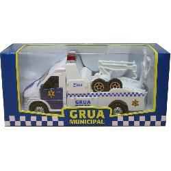 GRUA MUNICIPAL -KIDDUS-