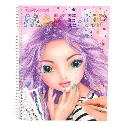 CUADERNO TOP MODEL MAKE UP COLOREAR BOO