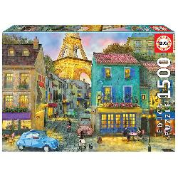 PUZZ 1500 CALLES DE PARIS