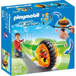 PLAYMOBIL SPEED ROLLER NARANJA
