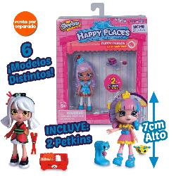 SHOPKINS-HAPPY PLACES MUÑECA+2 SHOPKINS
