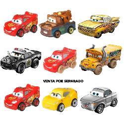 CARS-PACK 3 CARS MINI RACERS