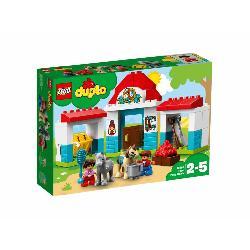LEGO DUPLO-ESTABLO DE PONIS