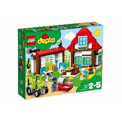 LEGO DUPLO-AVENTURAS EN LA GRANJA