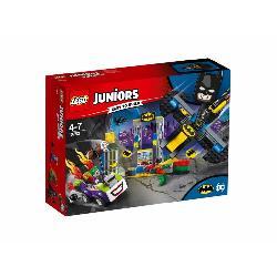 LEGO JUNIORS-ATAQUE DEL JOKER BATCUEVA