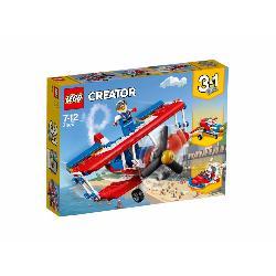 LEGO CREATOR-AUDAZ AVION ACROBATICO