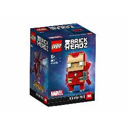 LEGO BRICKHEADZ-IRON MAN...