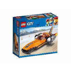 LEGO CITY-COCHE EXPERIMENTAL
