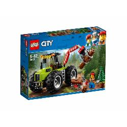 LEGO CITY-TRACTOR FORESTAL