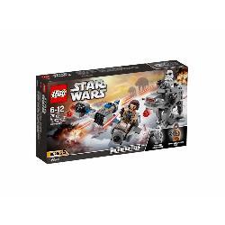 LEGO STARWARS-SPEEDER ESQUIDOR VS CAMIN.