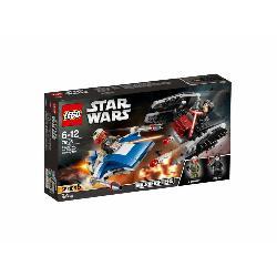 LEGO STARWARS-ALA-S VS SILENCIADOR TIE