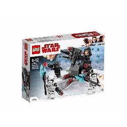 LEGO STARWARS-PACK COMBATE PRIMERA ORDEN