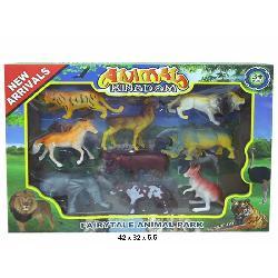 ANIMALES EN CAJA 2 SURT