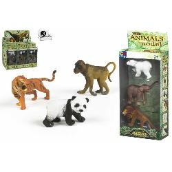 ANIMALES SALVAJES 3PCS EN...