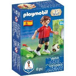 PLAYMOBIL JUGADOR FUTBOL ESPAÑA