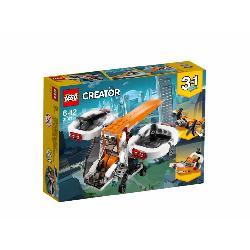 LEGO CREATOR-DRON DE EXPLORACION